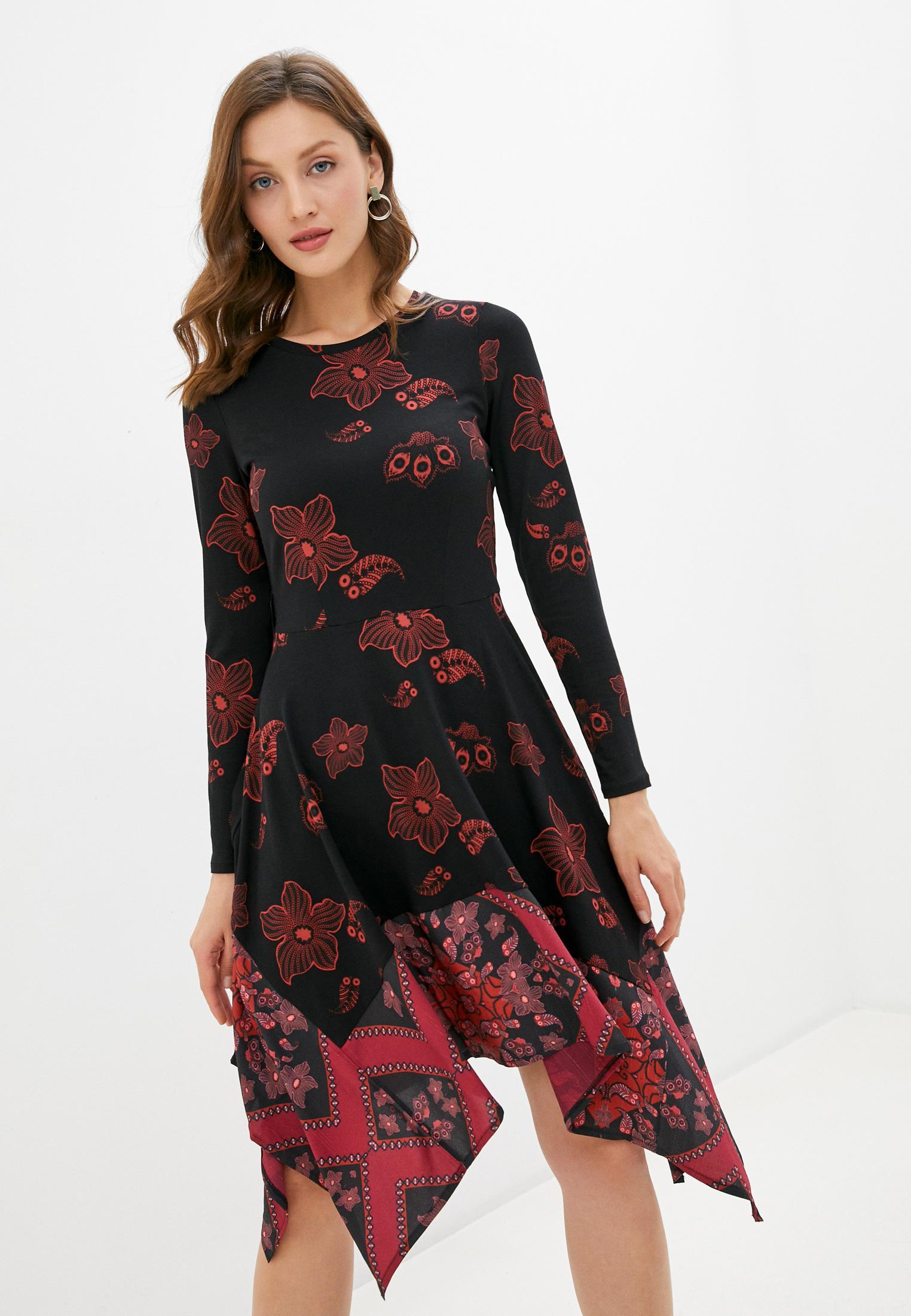 Платье Desigual (Дезигуаль) 20WWVK56