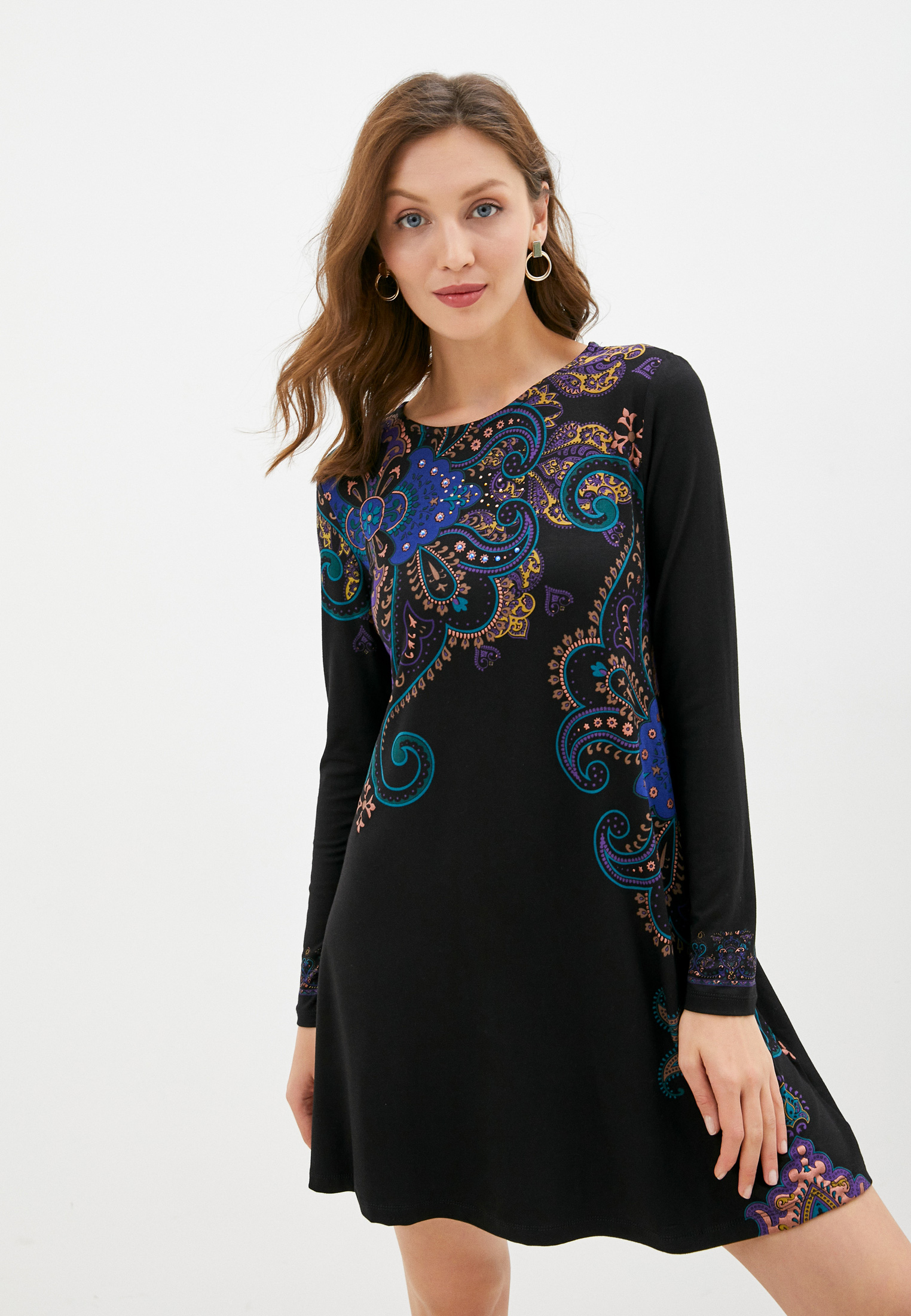 Платье Desigual (Дезигуаль) 20WWVK90