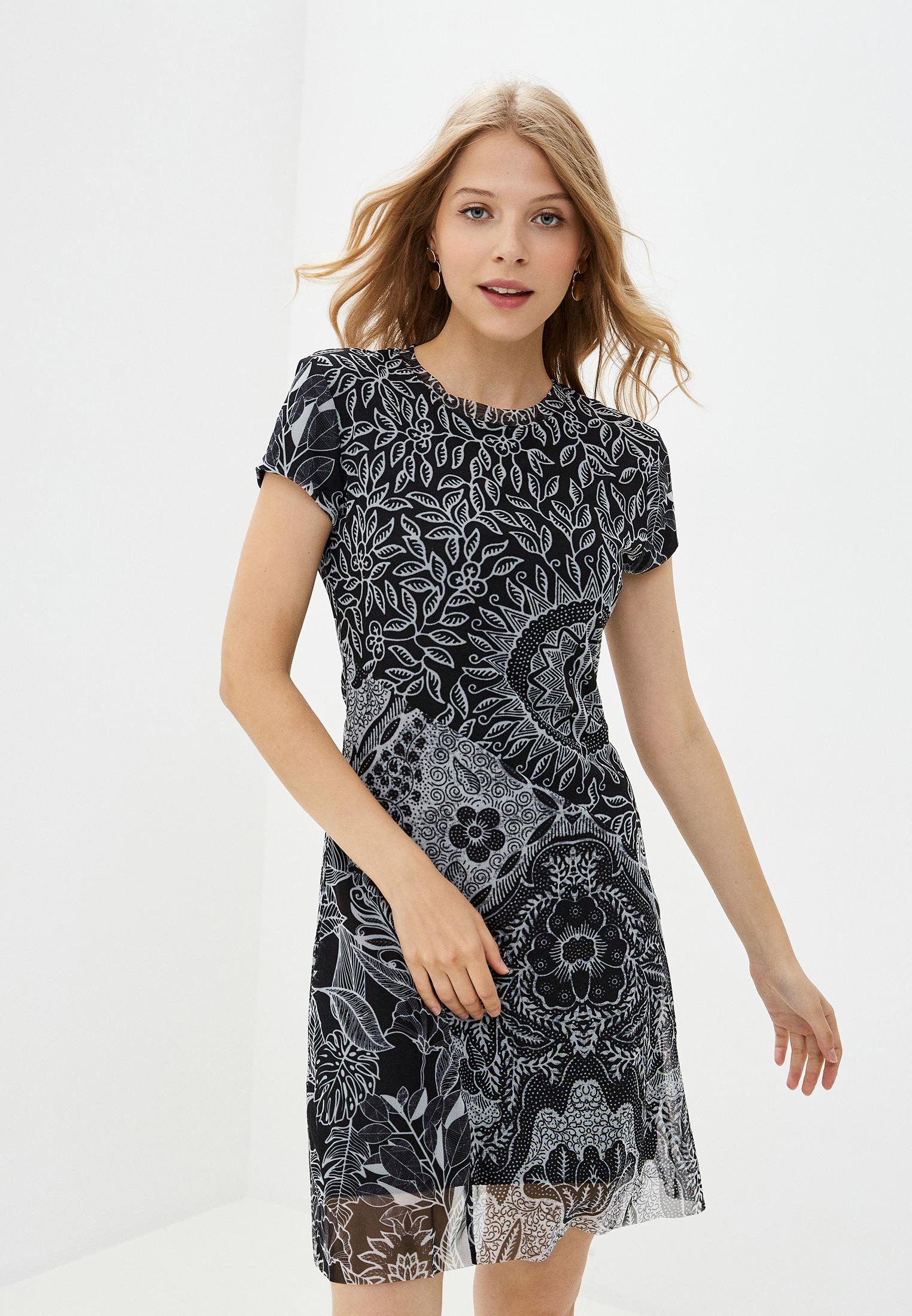 Платье Desigual (Дезигуаль) 20WWVK62