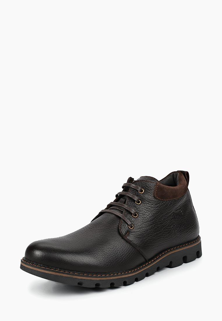 Мужские ботинки Der Spur RS3_419_2_BROWN