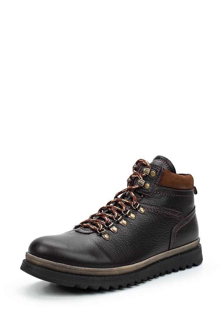 Мужские ботинки Der Spur 44SI_40_BROWN