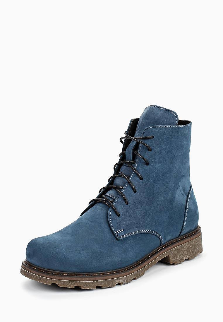 Женские ботинки Der Spur 10SA_215_BLUE.N
