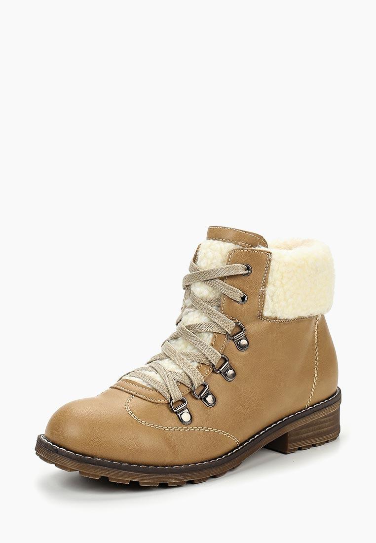 Женские ботинки Der Spur SM2662_51_22_BEIGE