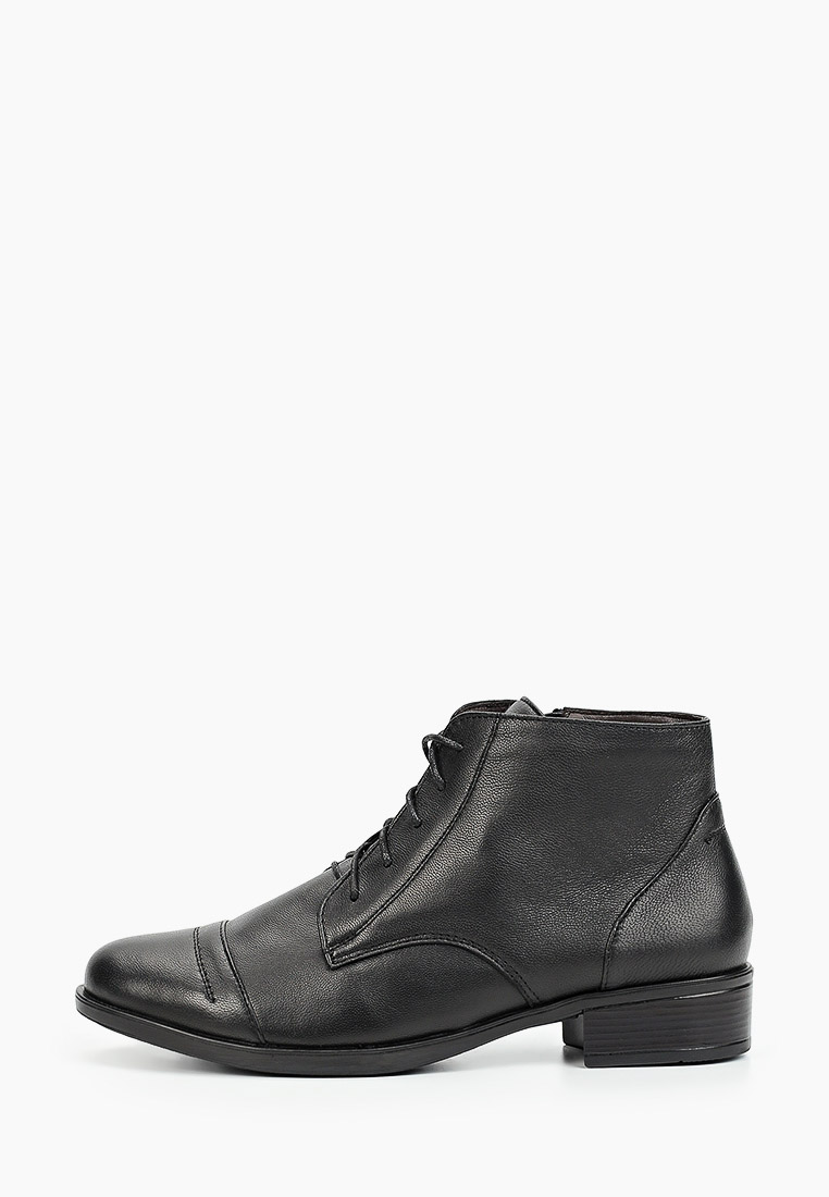 Женские ботинки Der Spur 37SI_128_BLACK