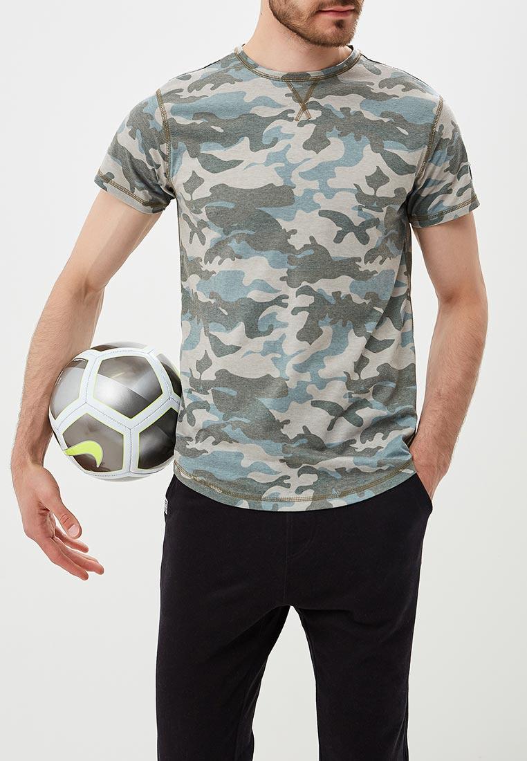 Футболка с коротким рукавом Deeluxe S18158