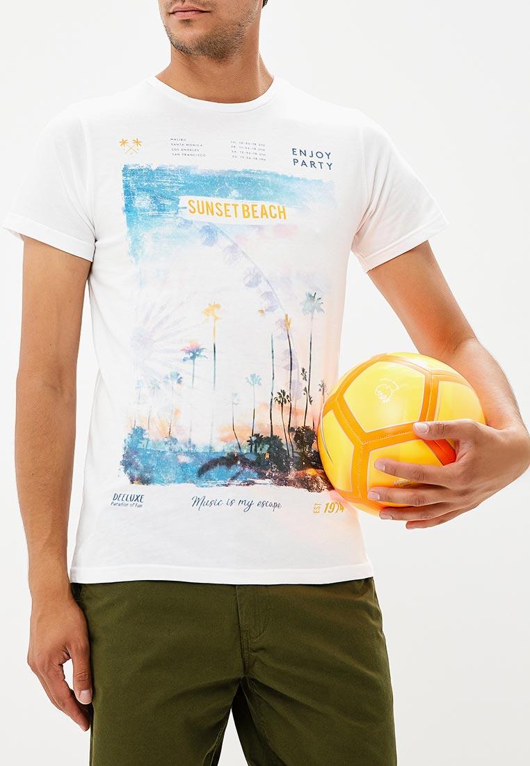 Футболка с коротким рукавом Deeluxe S18168
