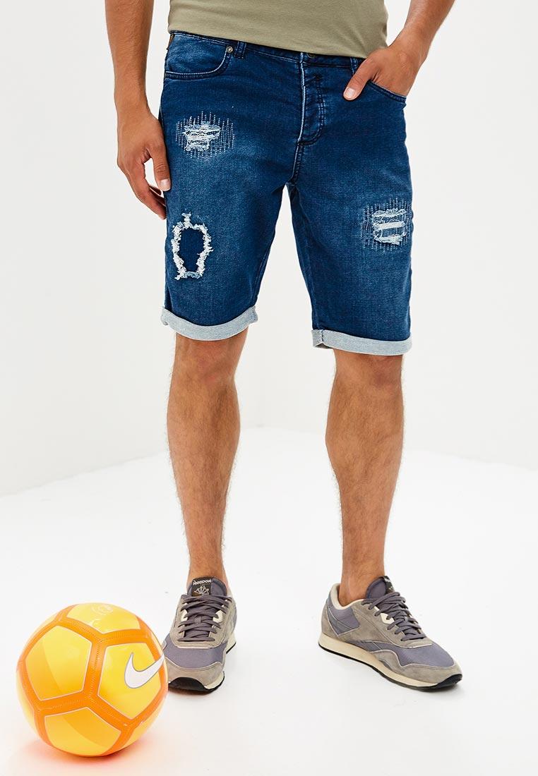 Мужские джинсовые шорты Deeluxe S18JG850