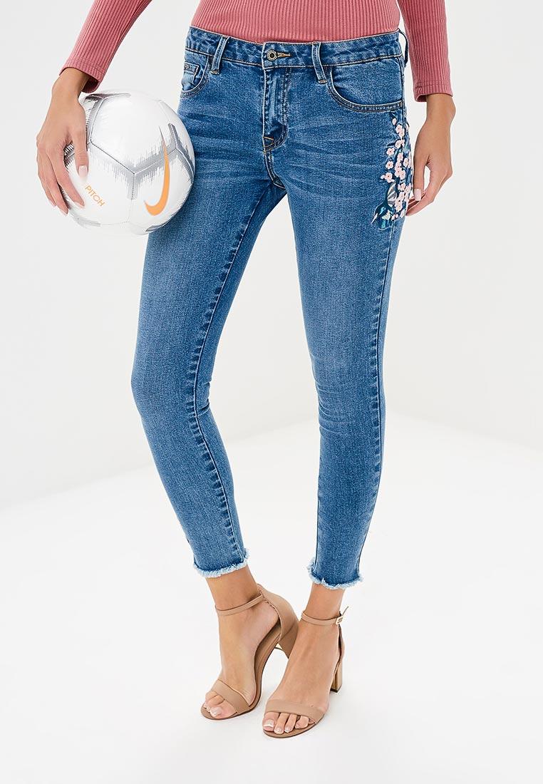 Зауженные джинсы Deeluxe S18J883W
