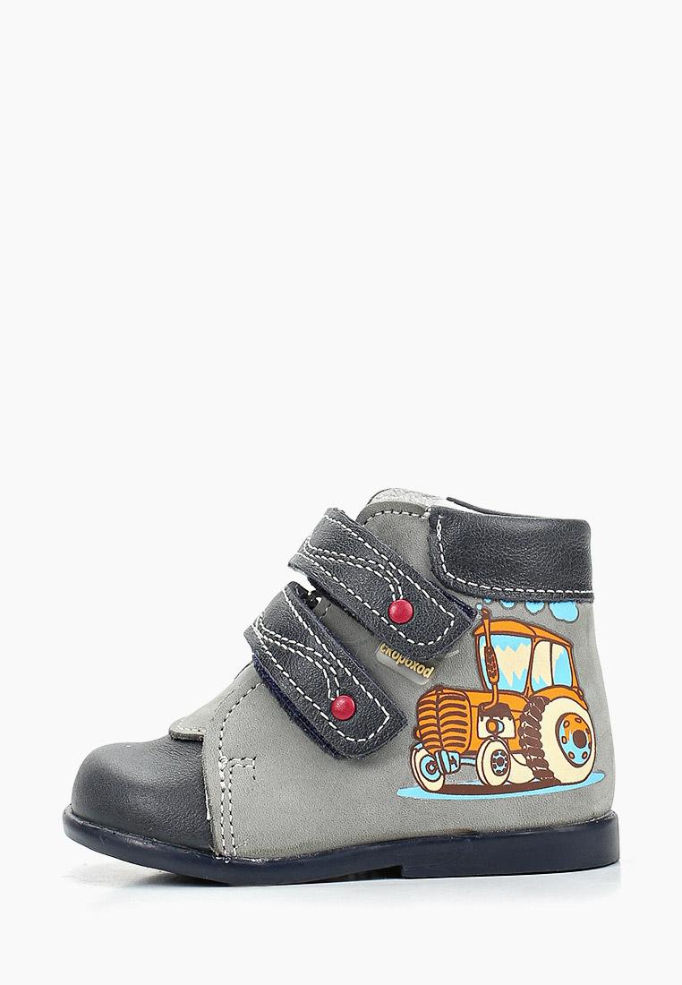 Ботинки для мальчиков Детский скороход 15-121-2