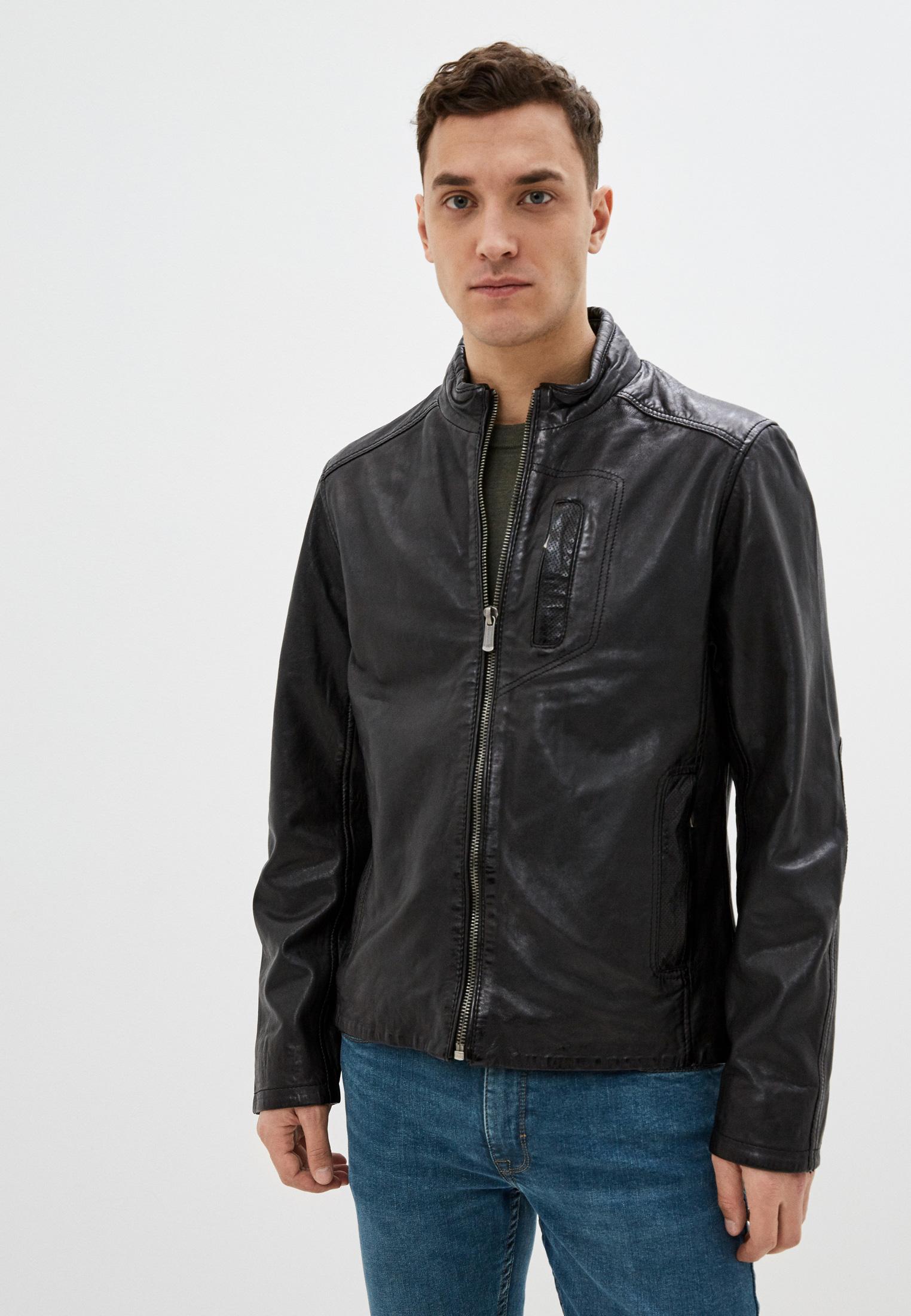 Кожаная куртка Deercraft M0012235