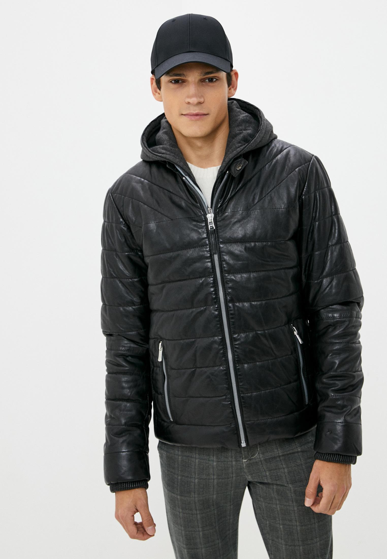 Кожаная куртка Deercraft M0012805