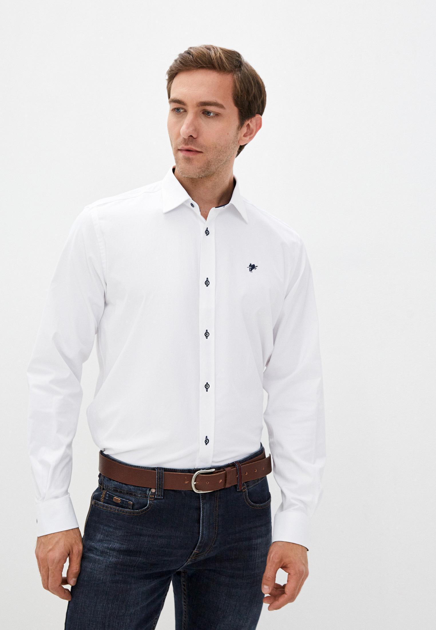 Рубашка с длинным рукавом Denim Culture B7902009W