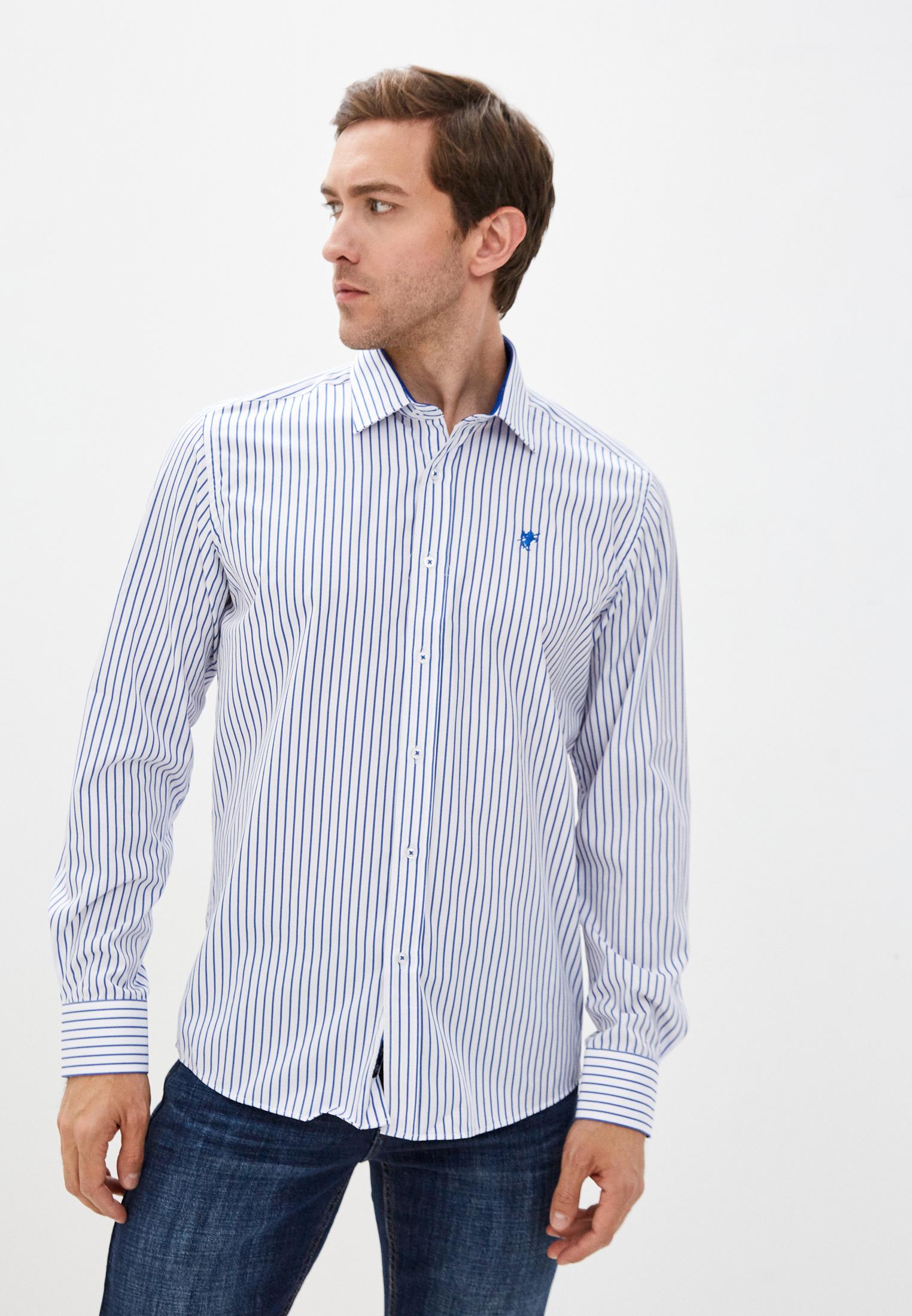 Рубашка с длинным рукавом Denim Culture B7906007R