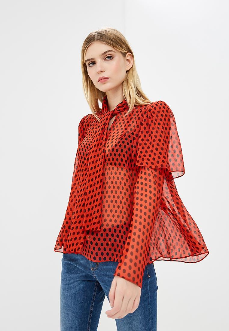 Блуза DIANE VON FURSTENBERG 11781DVF