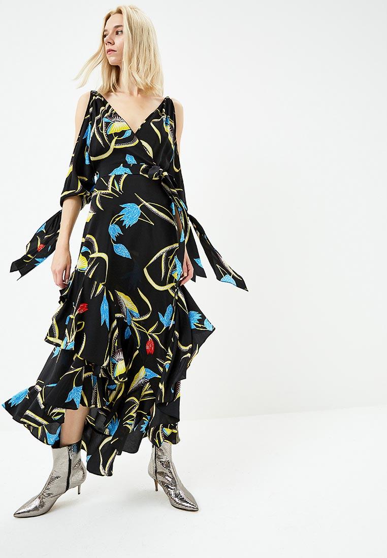 Вечернее / коктейльное платье Diane von Furstenberg 12055DVF