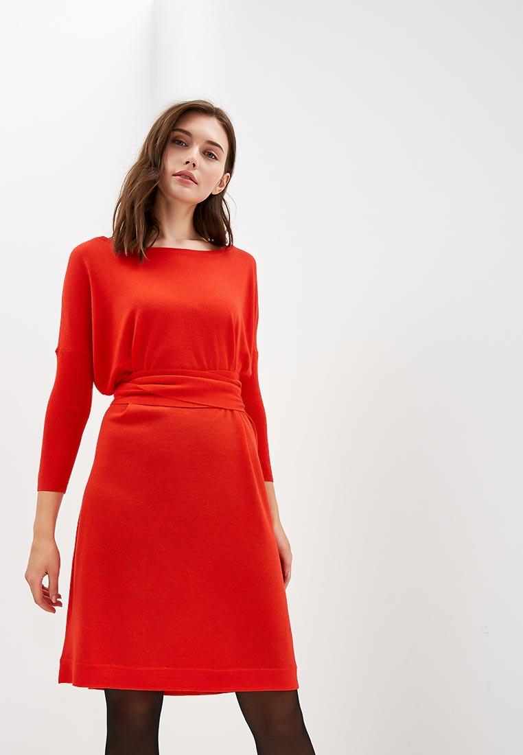 Вязаное платье DIANE VON FURSTENBERG 12282dvf