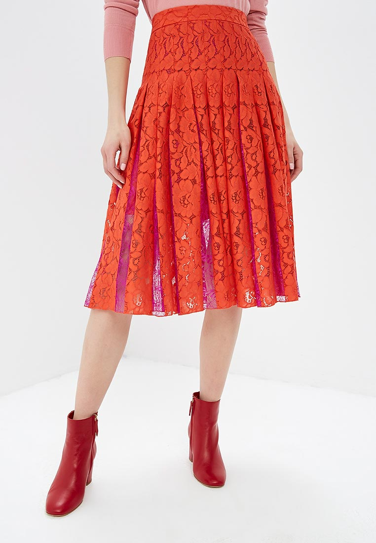 Широкая юбка DIANE VON FURSTENBERG 12358dvf