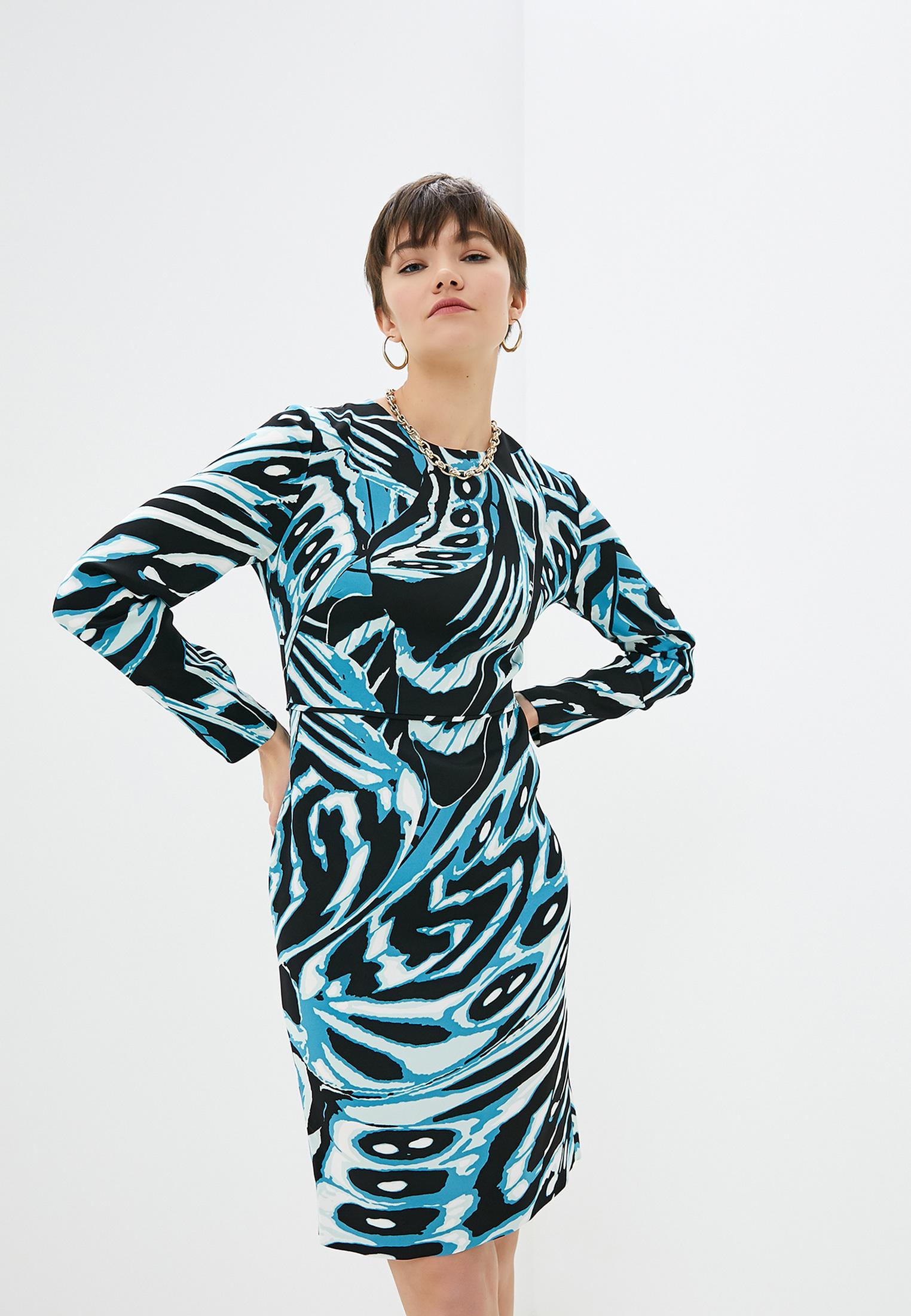Повседневное платье DIANE VON FURSTENBERG 13894DVF
