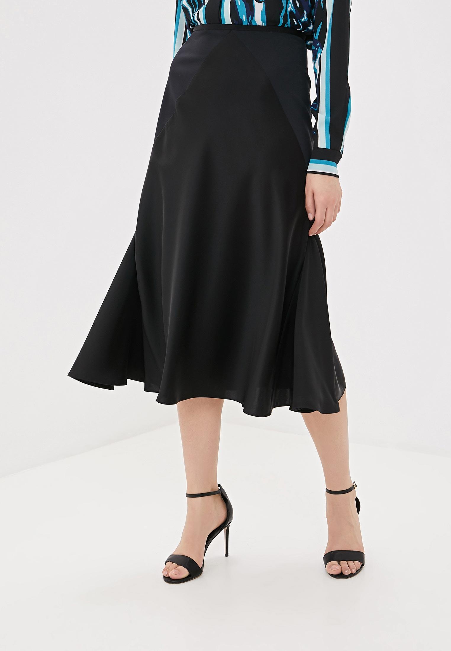 Широкая юбка DIANE VON FURSTENBERG 13634DVF