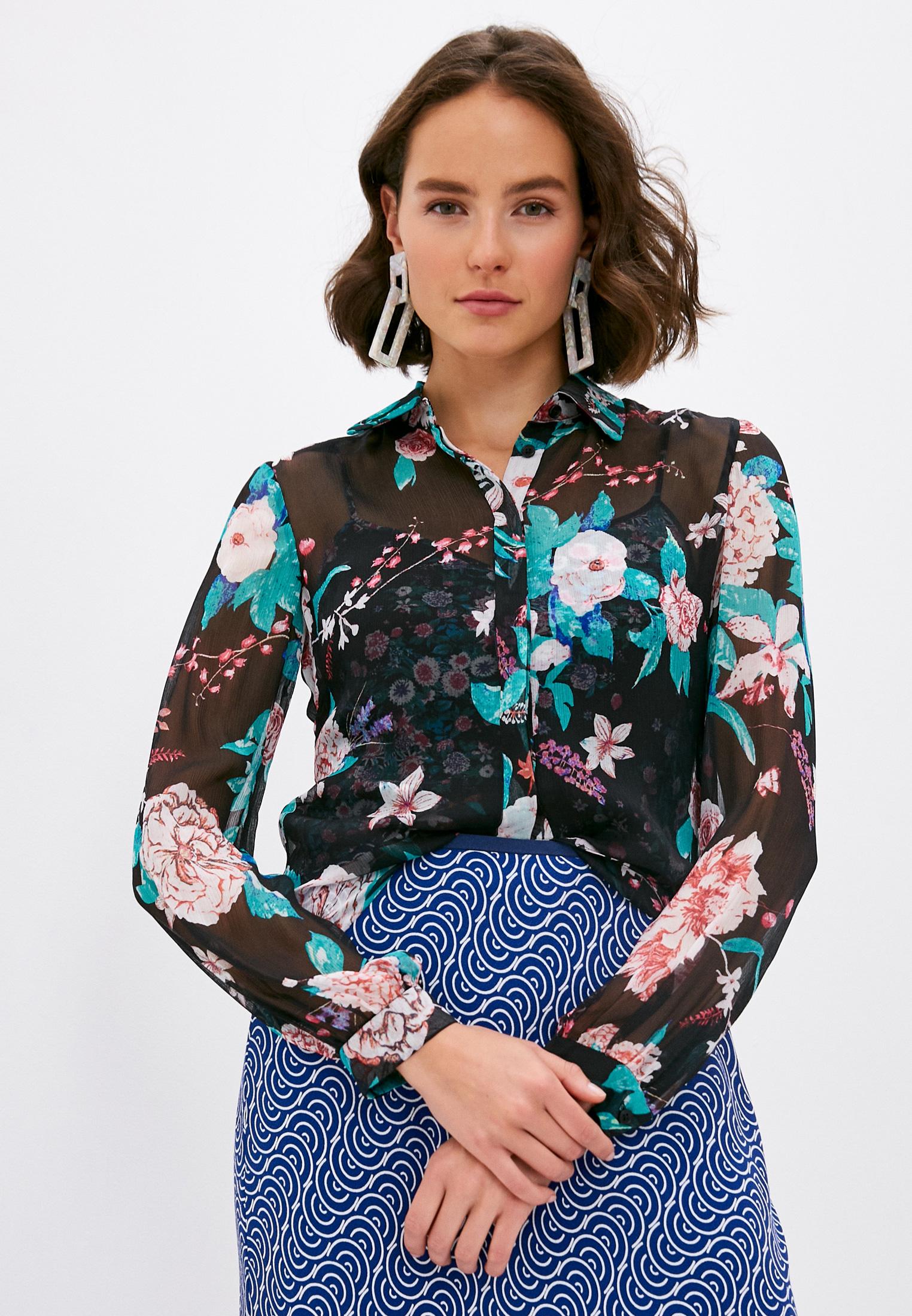 Блуза DIANE VON FURSTENBERG 14288DVF