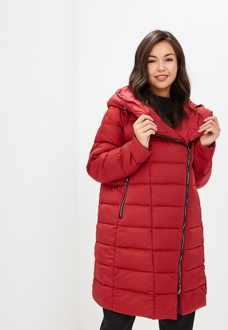 Утепленная куртка DIXI CoAT 286-392FW2018