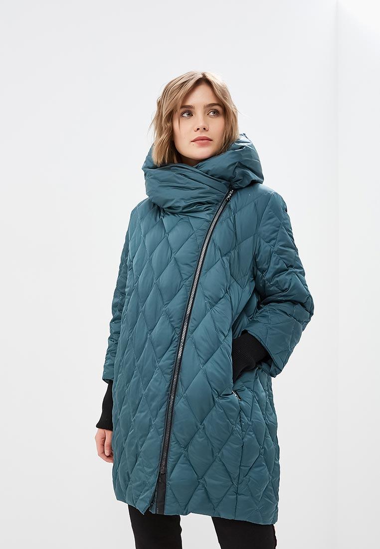 Утепленная куртка DIXI CoAT 395-392FW2018