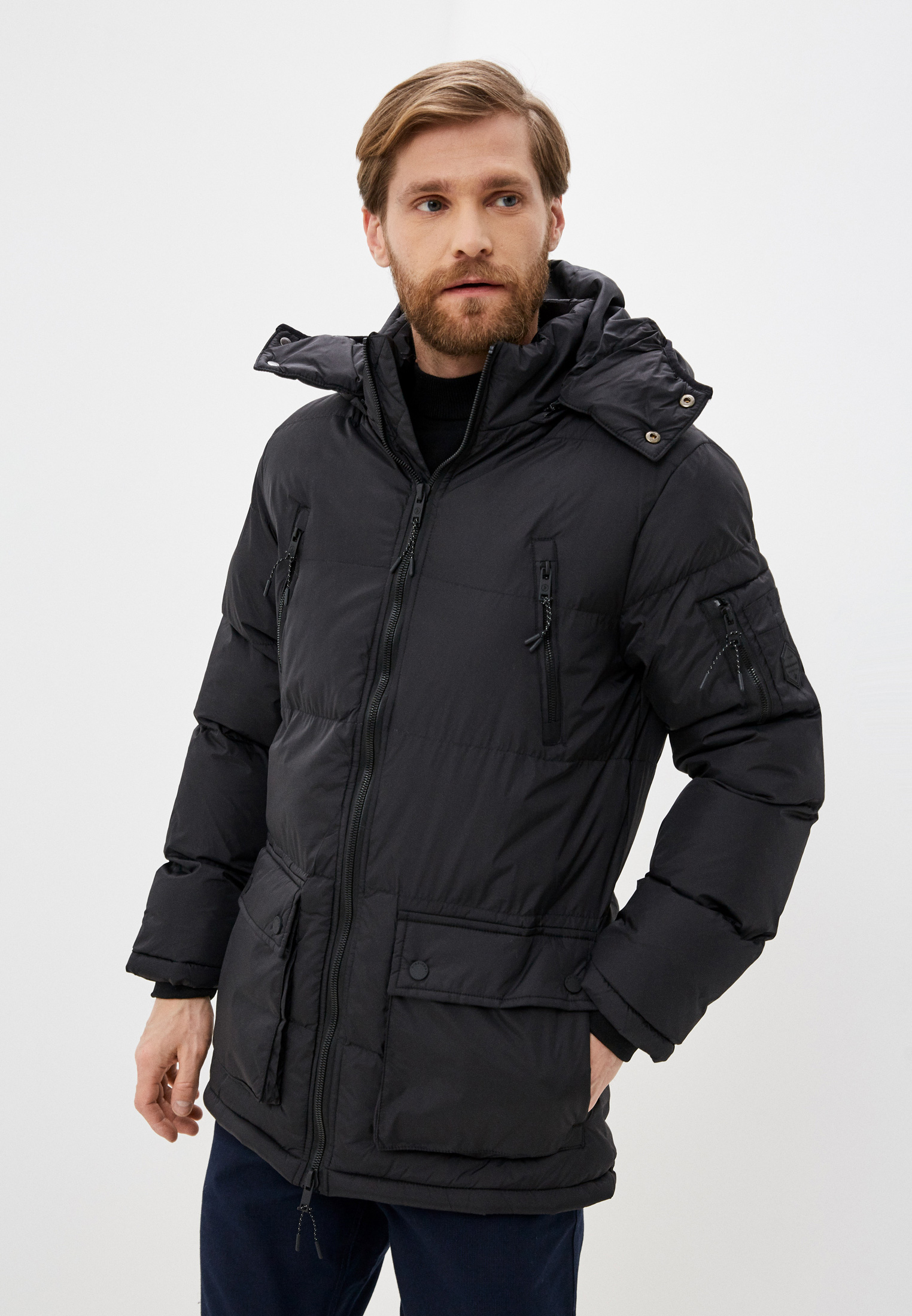 Утепленная куртка DISSIDENT Куртка утепленная Dissident