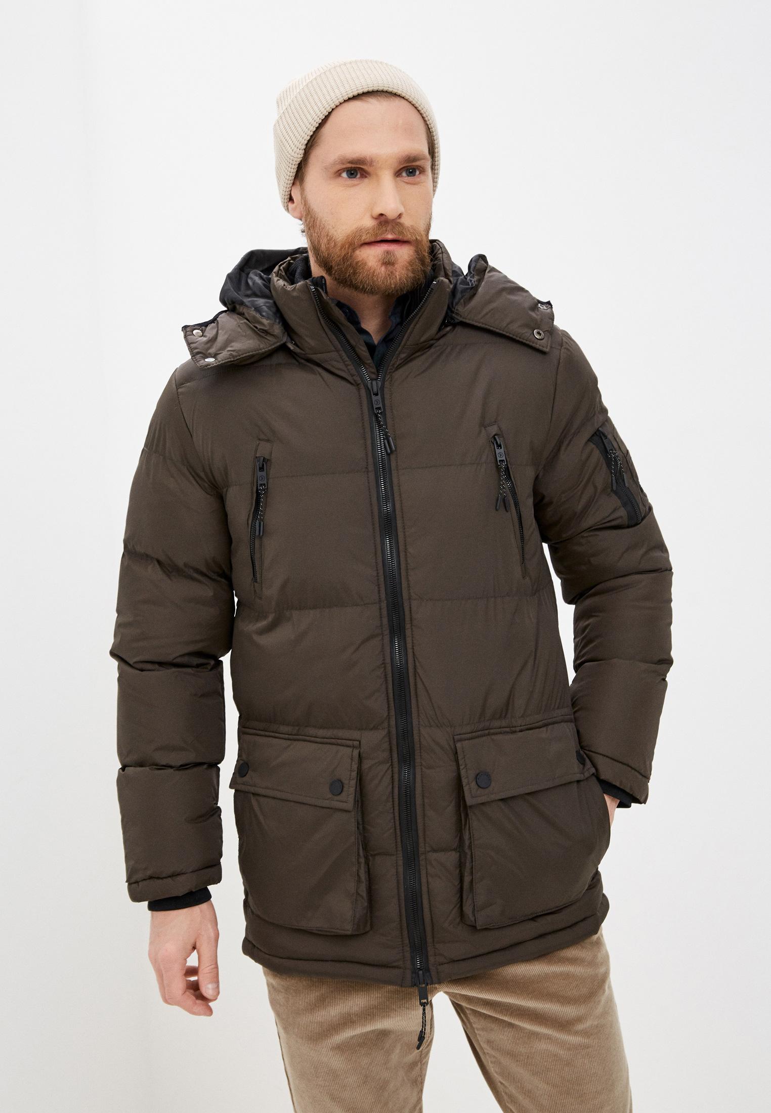 Утепленная куртка DISSIDENT 1J15397A