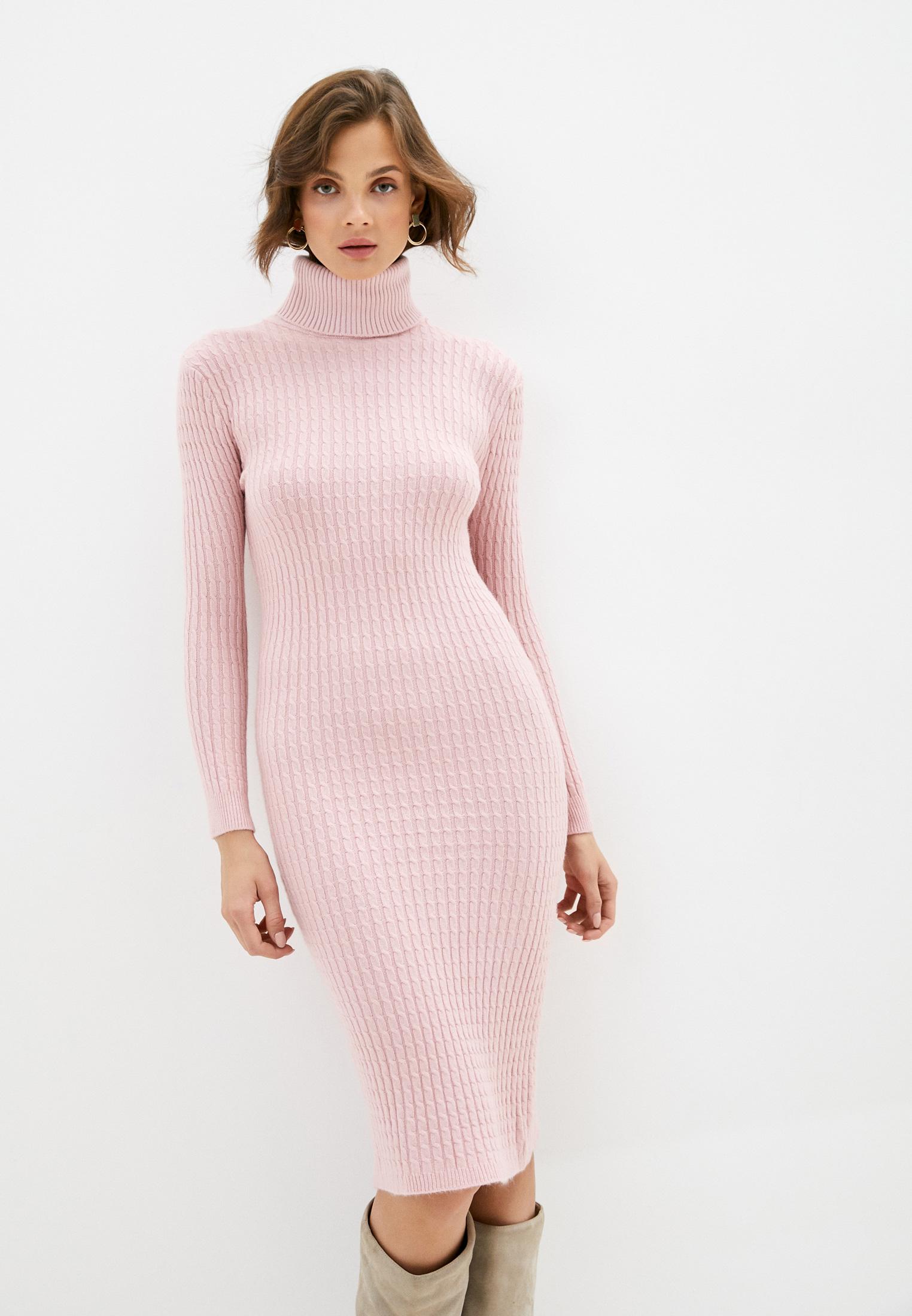 Вязаное платье Diverius 584