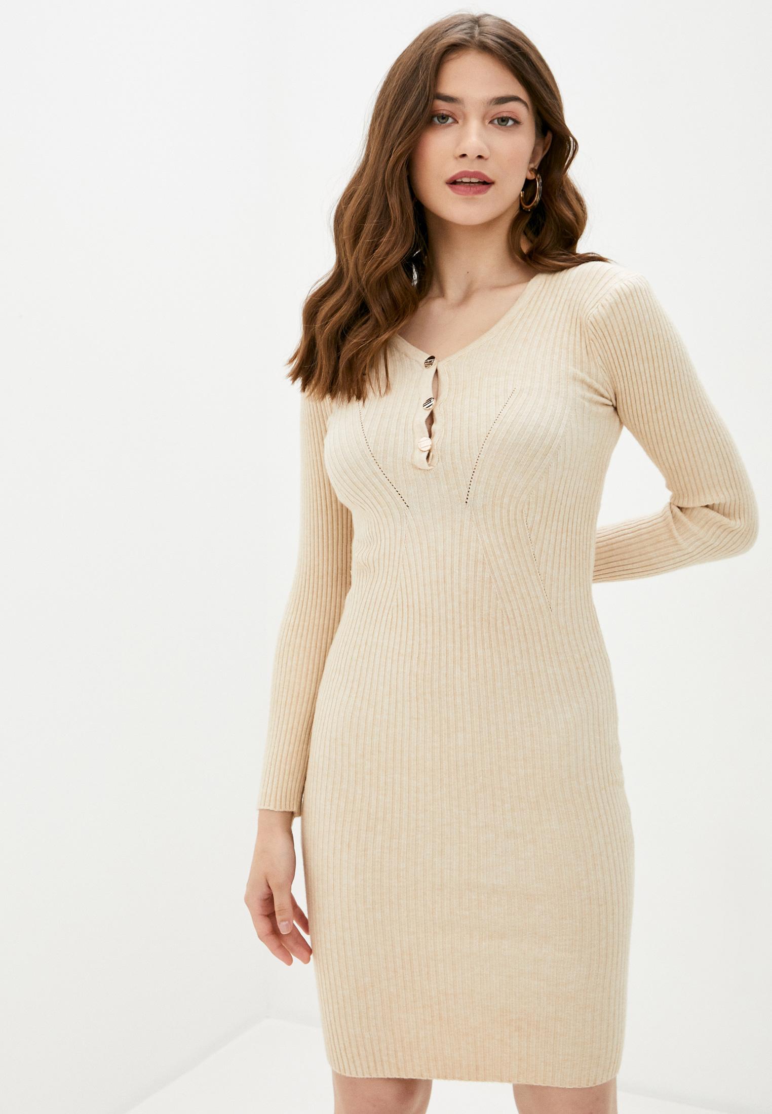Вязаное платье Diverius 858