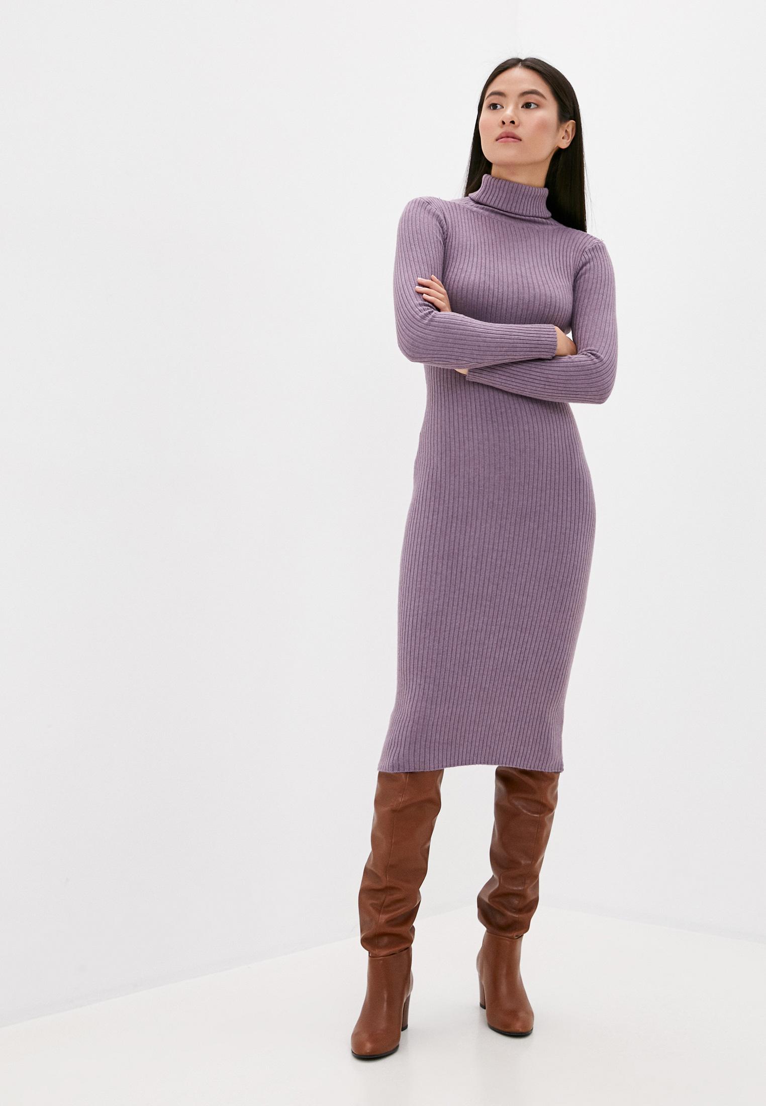 Вязаное платье Diverius 7022