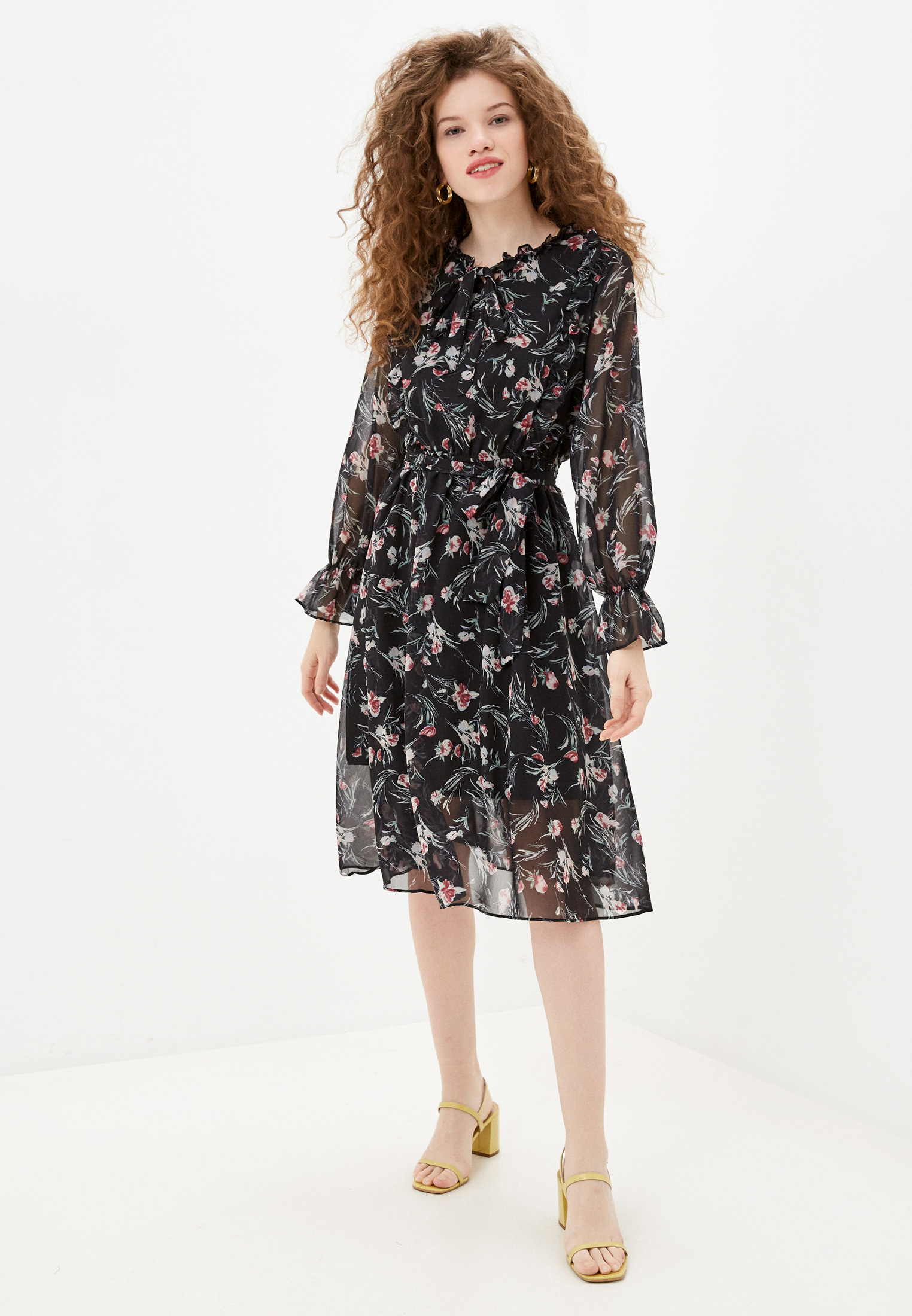 Платье Diverius 8671