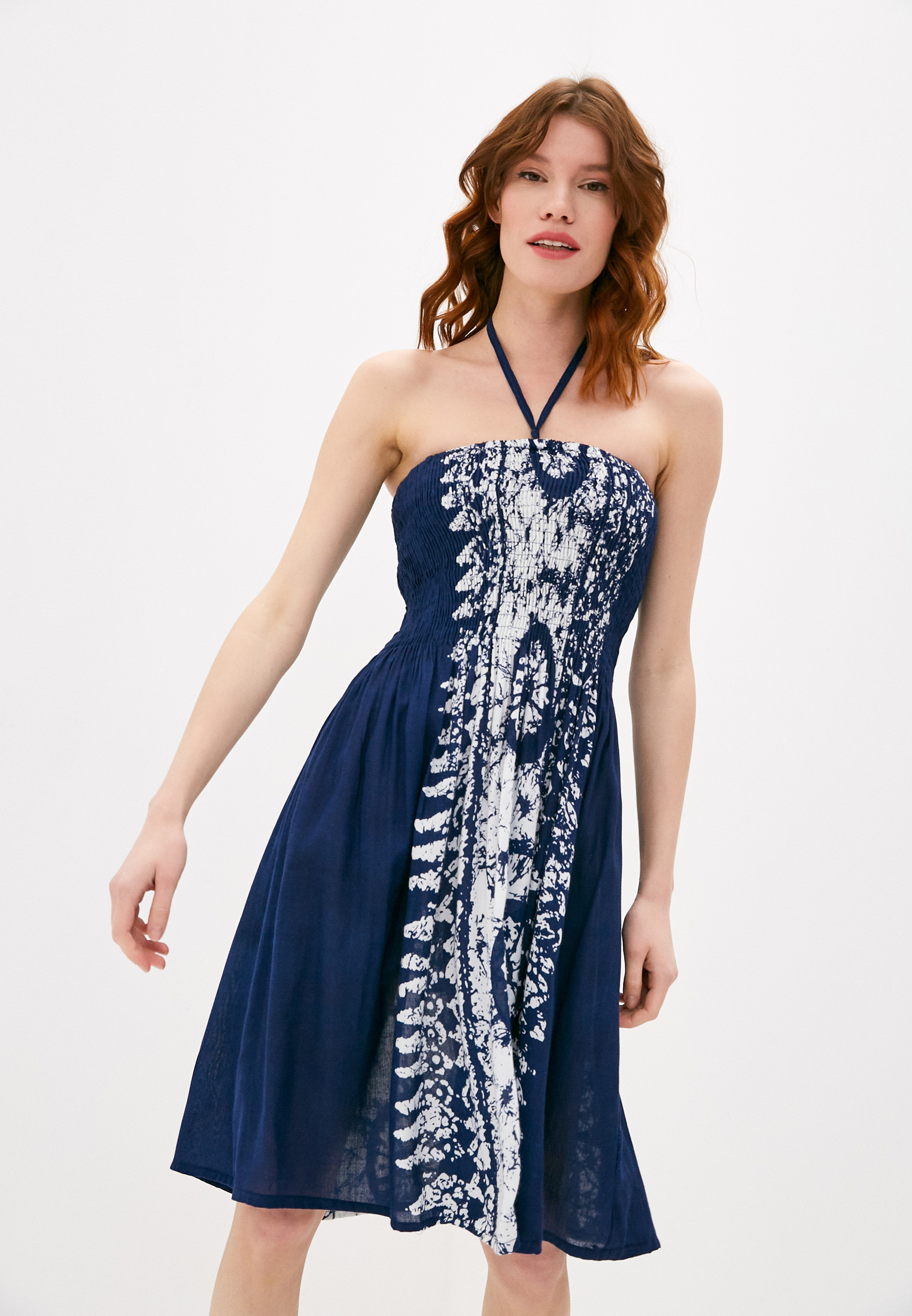 Женские платья-сарафаны Diverius 11059