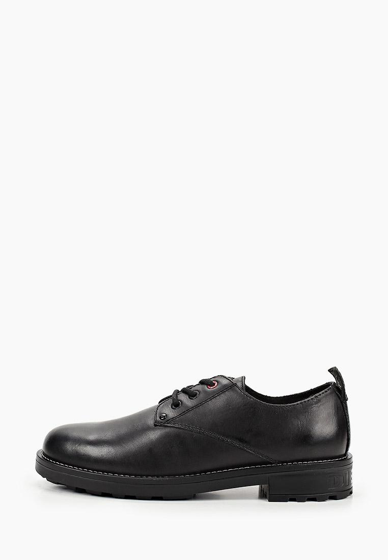Мужские туфли Diesel (Дизель) Y02376PR030