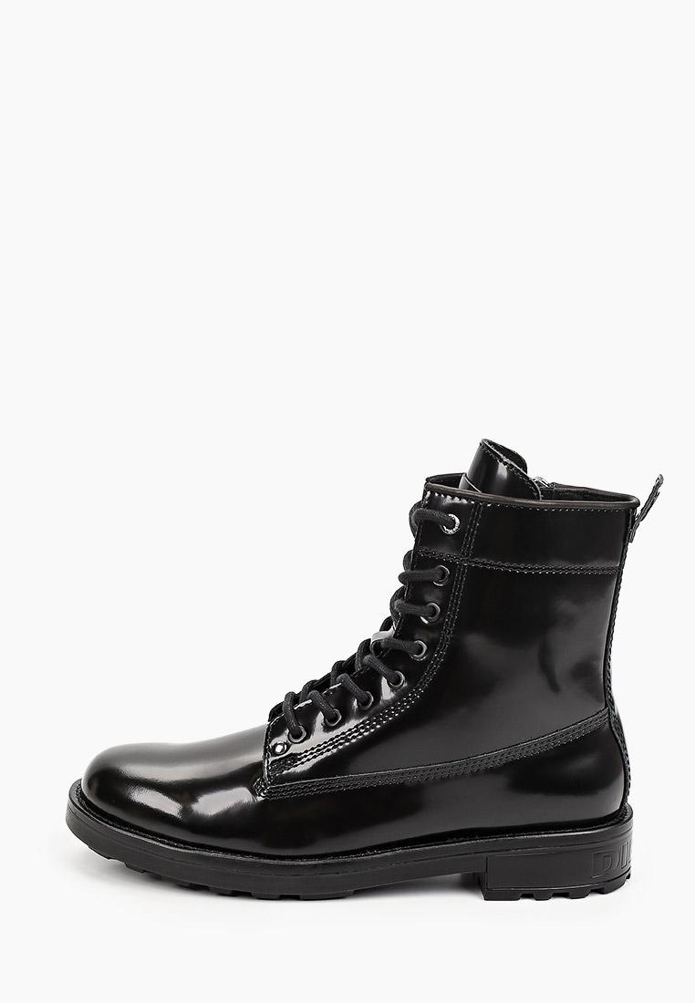 Мужские ботинки Diesel (Дизель) Y02481P3852