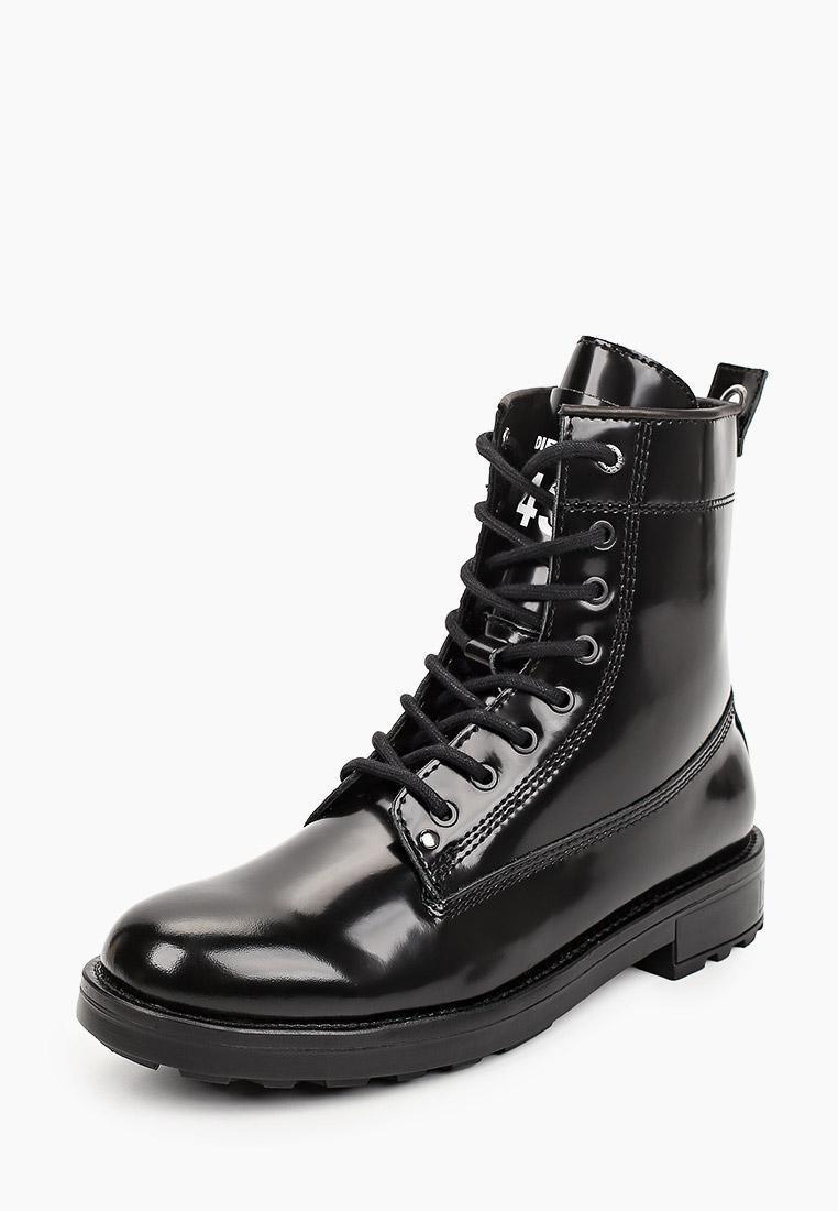 Мужские ботинки Diesel (Дизель) Y02481P3852: изображение 2