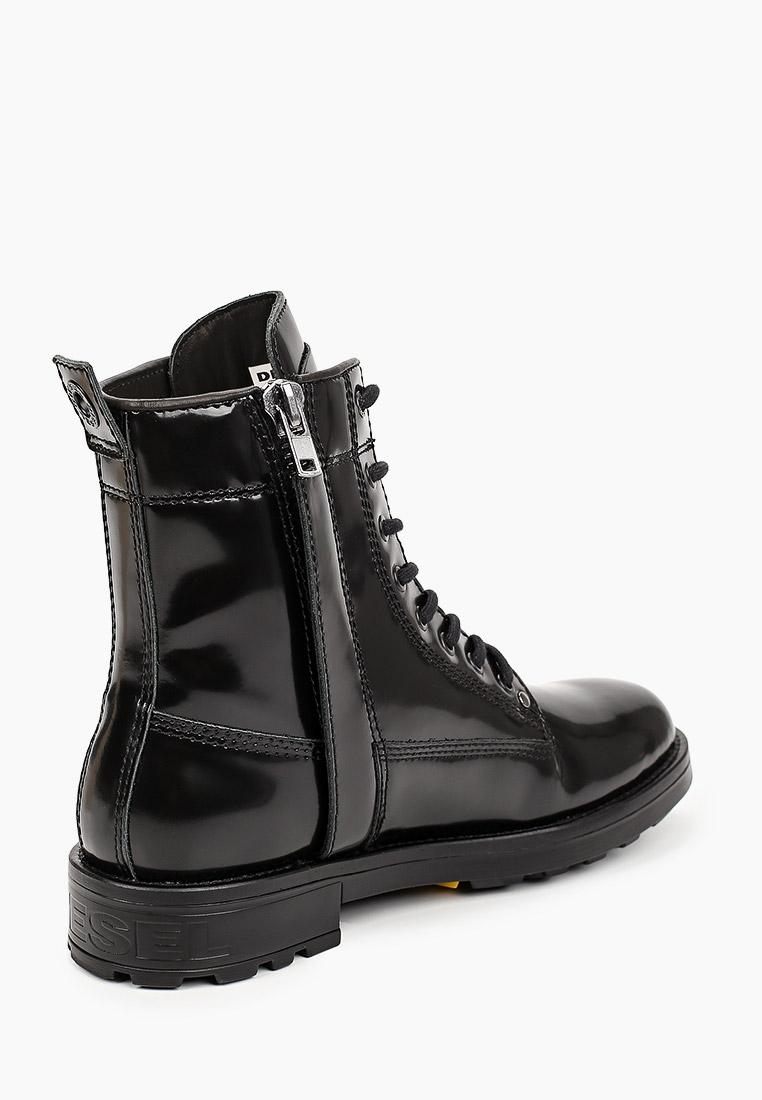 Мужские ботинки Diesel (Дизель) Y02481P3852: изображение 3