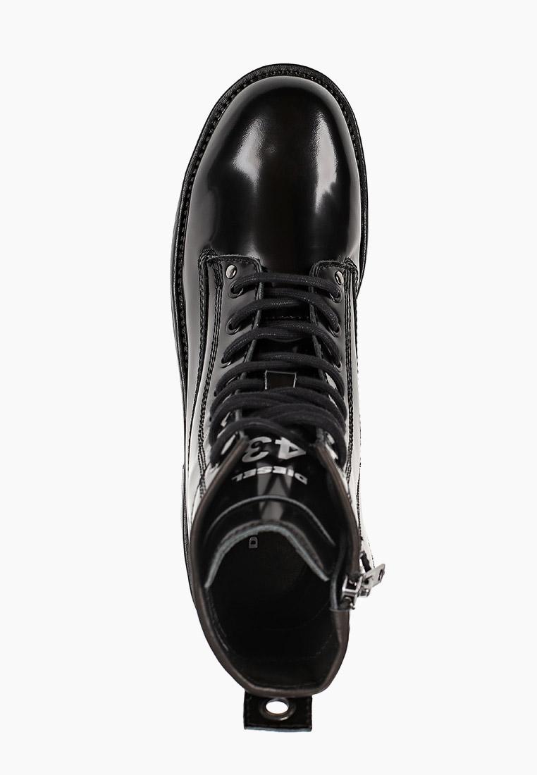 Мужские ботинки Diesel (Дизель) Y02481P3852: изображение 4