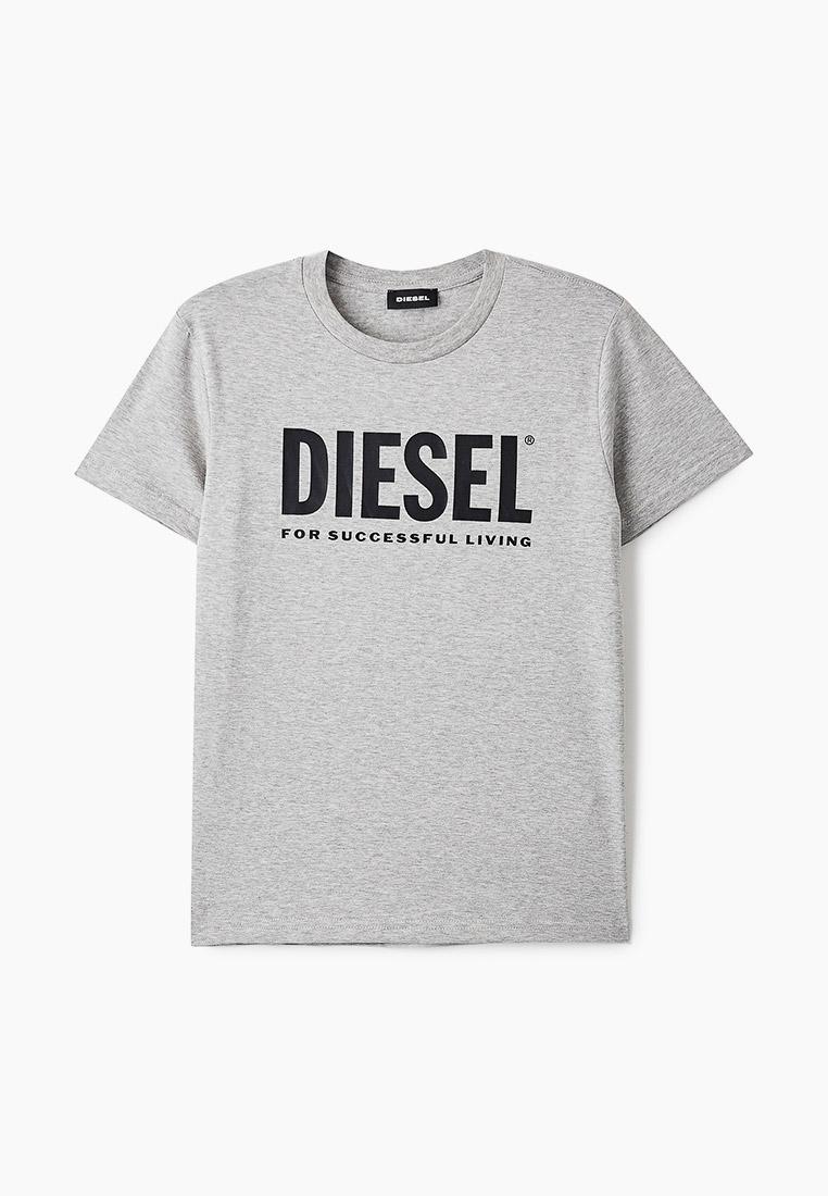 Футболка с коротким рукавом Diesel (Дизель) 00J4P6-00YI9