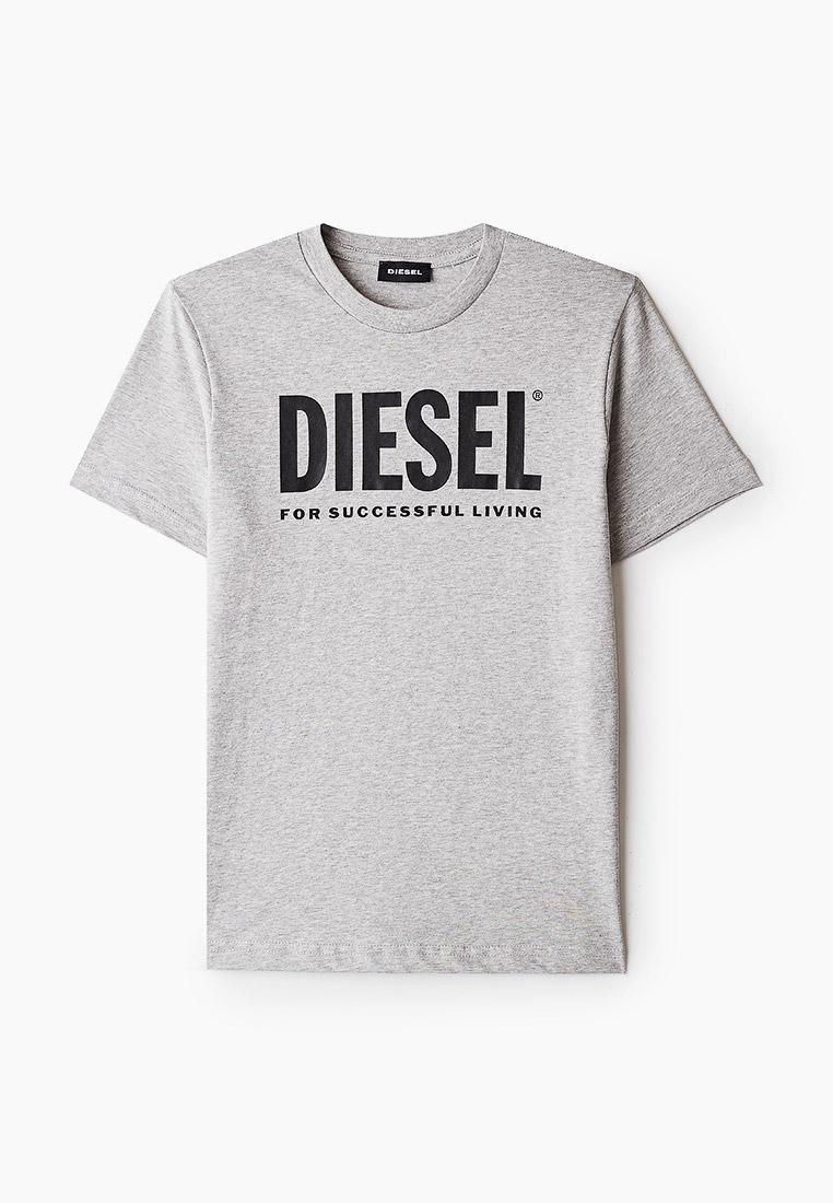 Футболка с коротким рукавом Diesel (Дизель) 00J4P6