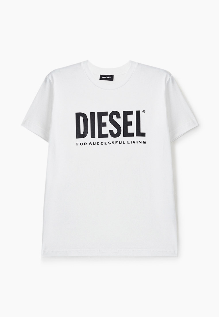 Футболка с коротким рукавом Diesel (Дизель) Футболка Diesel