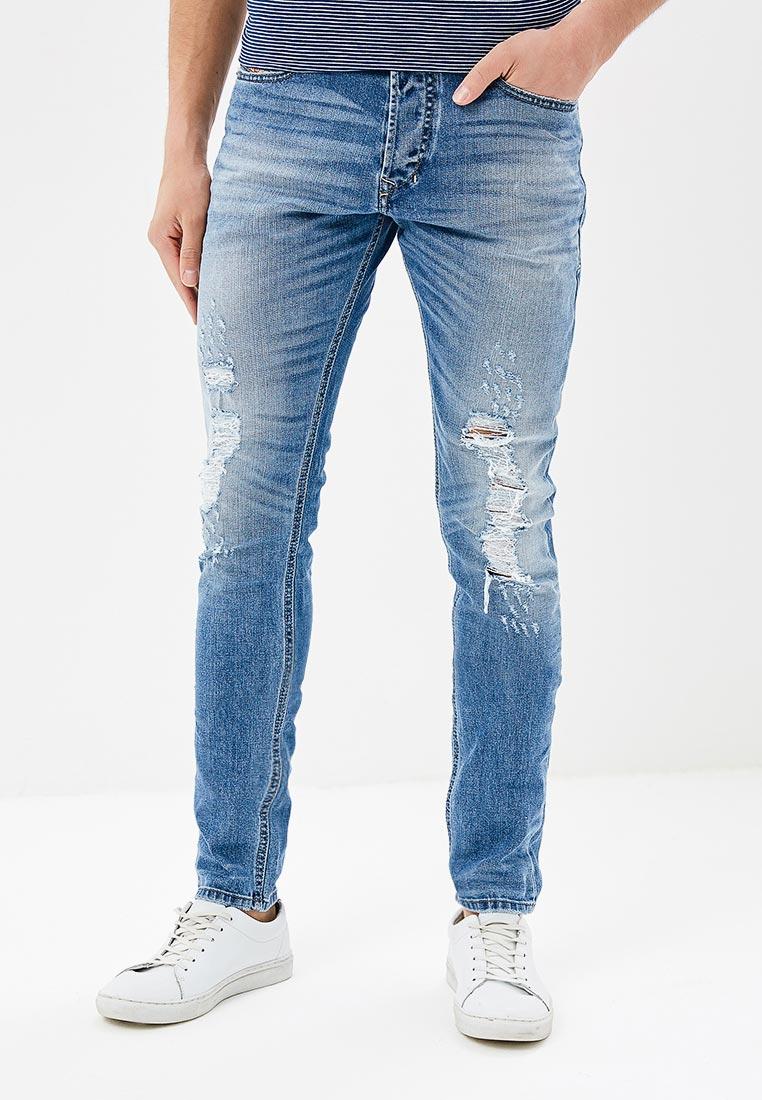 Зауженные джинсы Diesel (Дизель) 00CKRJ.084FT
