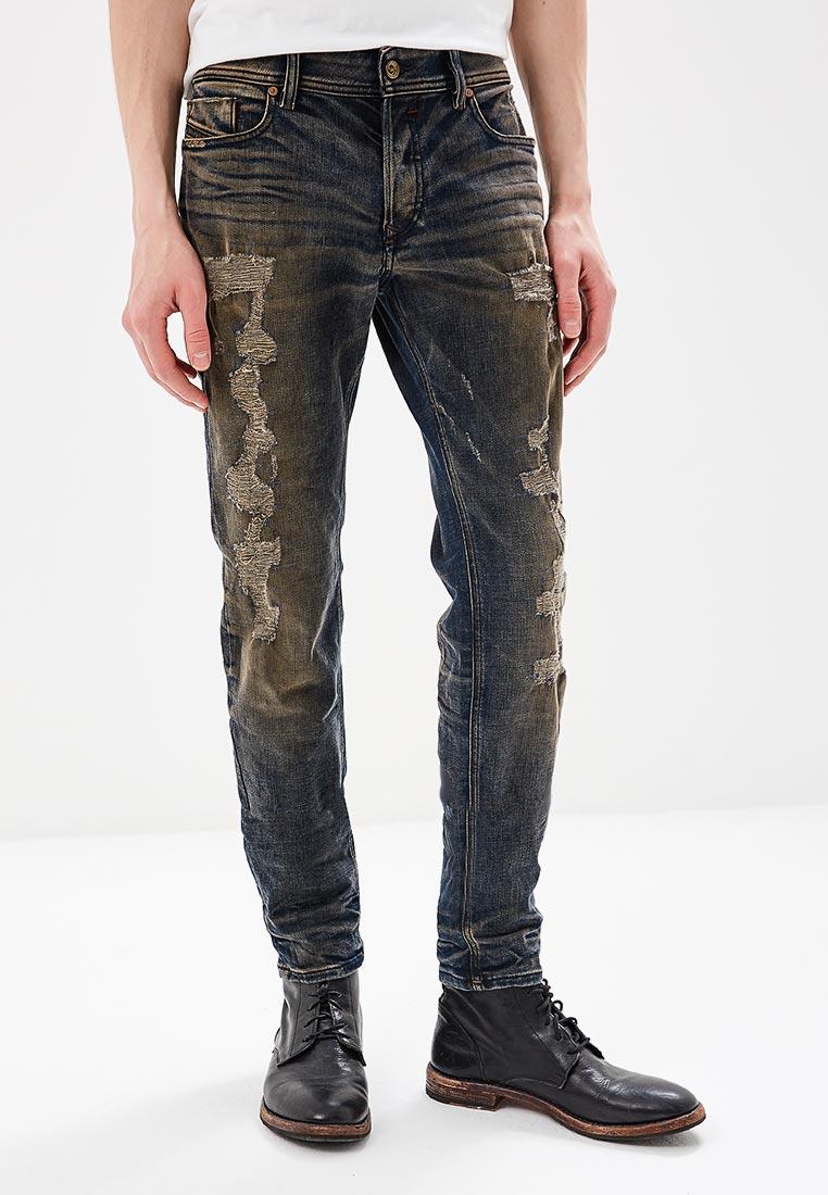 Зауженные джинсы Diesel (Дизель) 00S7VG.084DL