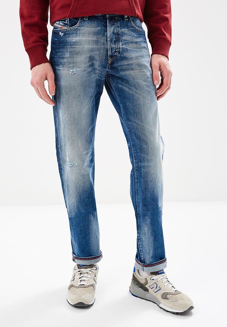 Зауженные джинсы Diesel (Дизель) 00SDHC.084DD