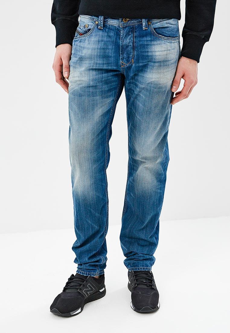 Мужские прямые джинсы Diesel (Дизель) 00SU1Y.084CP