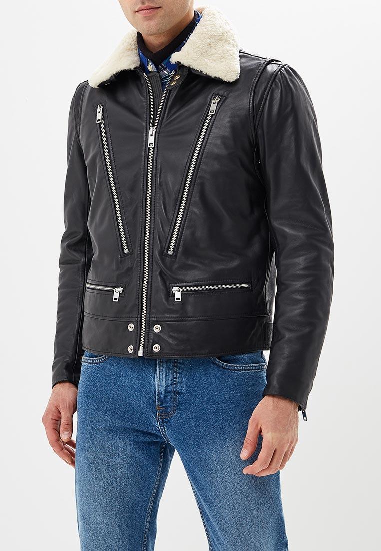 Кожаная куртка Diesel (Дизель) 00SIFS0NARP