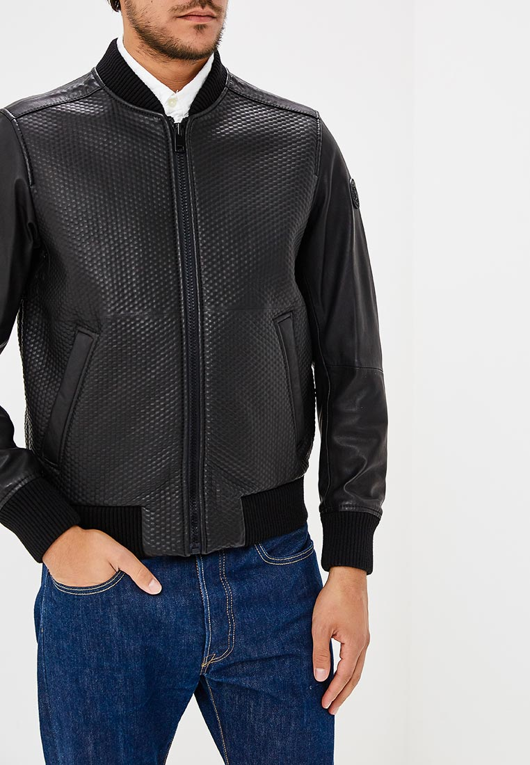 Кожаная куртка Diesel (Дизель) 00SKND0EAUB