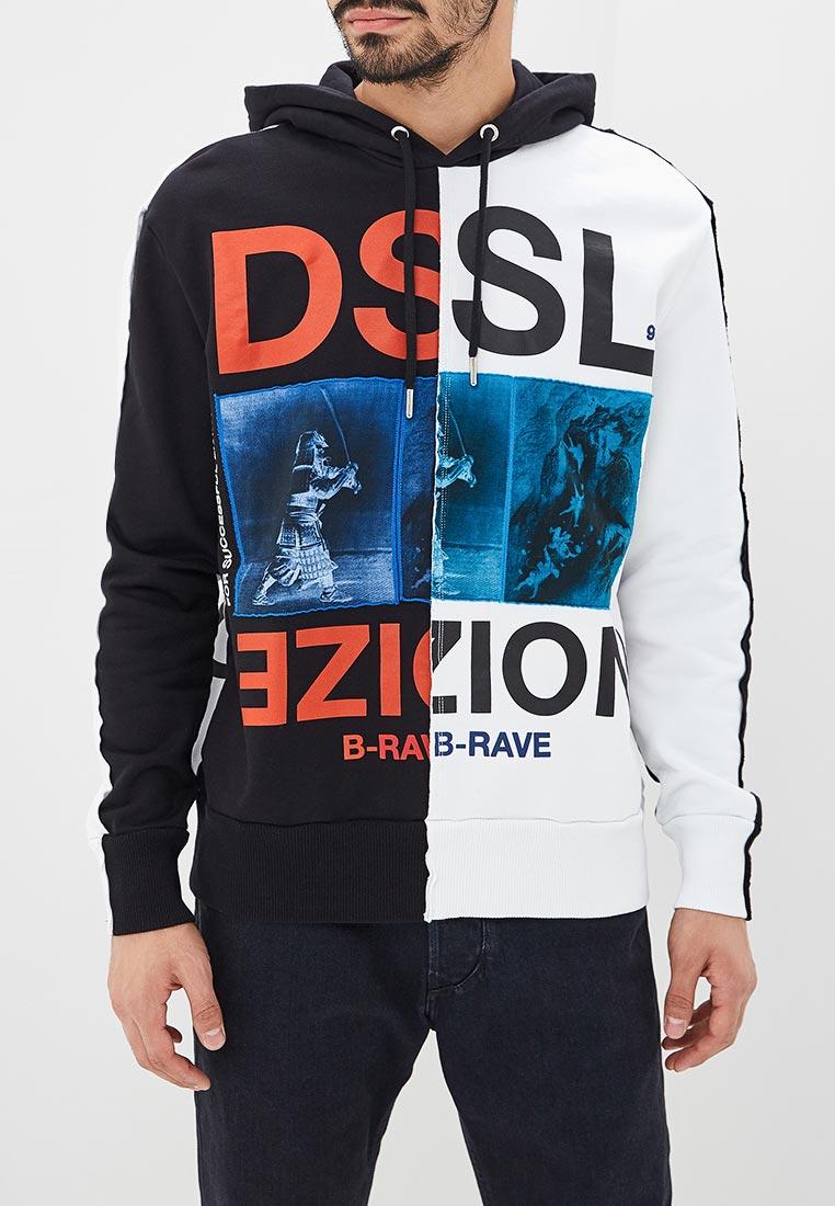 Мужские худи Diesel (Дизель) 00SLLL0IAEG