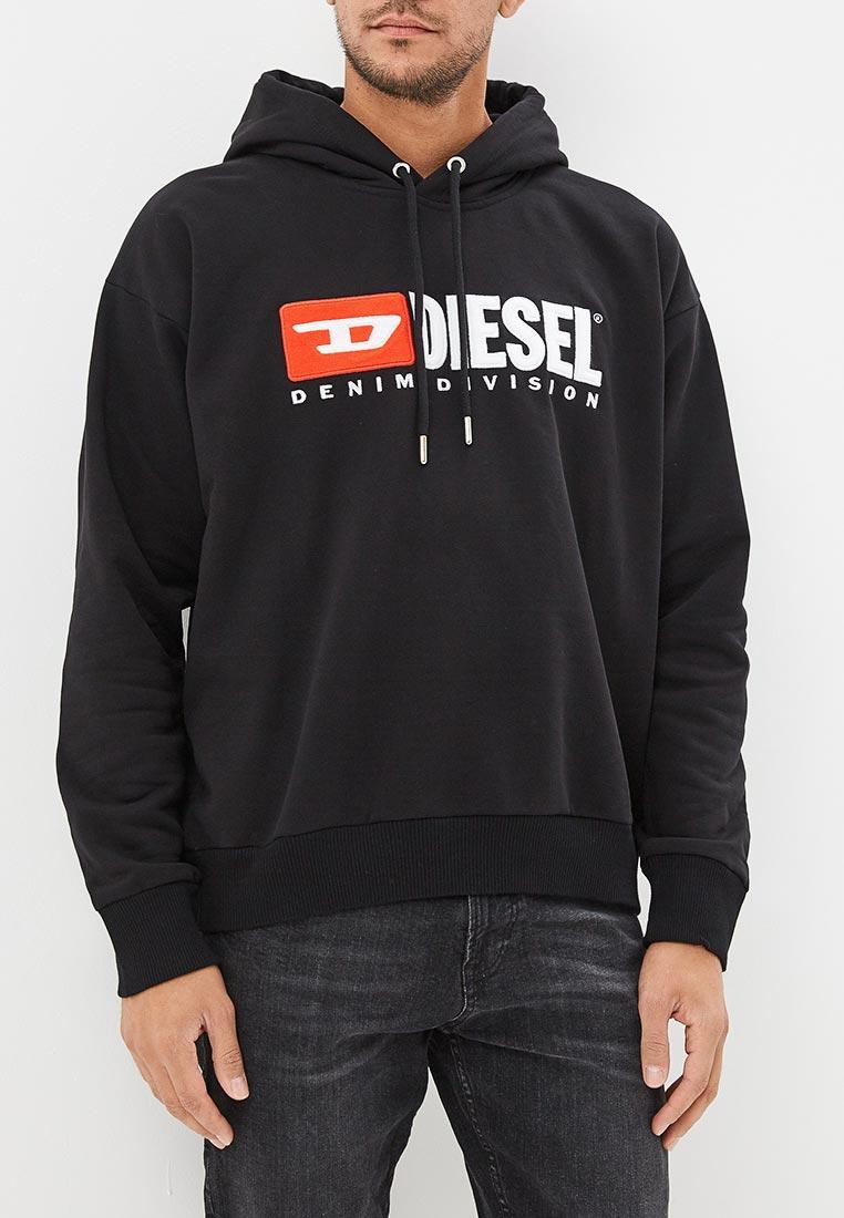 Мужские худи Diesel (Дизель) 00SH340CATK