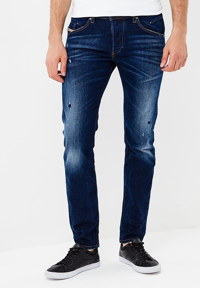 Мужские прямые джинсы Diesel (Дизель) 00S4IN084VH